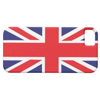 Union Jack de Gran Bretaña Funda Para iPhone SE/5/5s