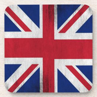 Union Jack de Gran Bretaña Posavasos De Bebida