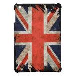 Union Jack destrozado envejecido iPad Mini Carcasas