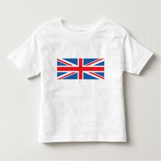 Union Jack/diseño de la bandera Remera