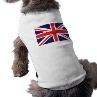 Union Jack Pet Clothes