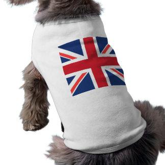 Union jack dog clothes