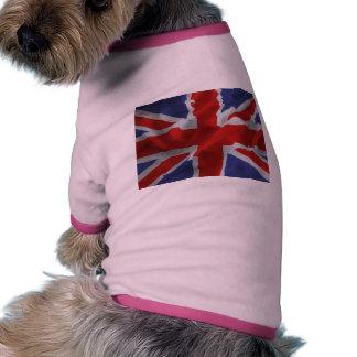 Union Jack Doggie Tee