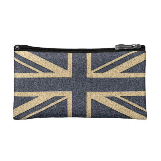 Union Jack double-sided Makeup Bag