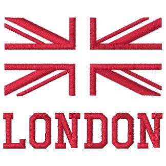 Union Jack Embroidered Jacket