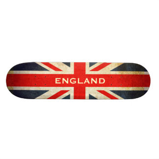 Union Jack ENGLAND Skateboard Deck