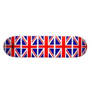 Union Jack  English flag British flag UK pom Custom Skate Board