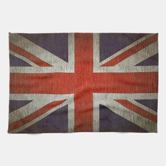 "Union Jack Flag 16"" x 24 Towel"