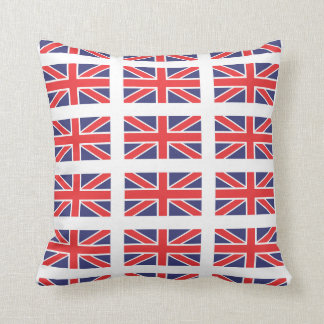 Union Jack Flag American Mojo Cushion/Pillow Throw Pillow