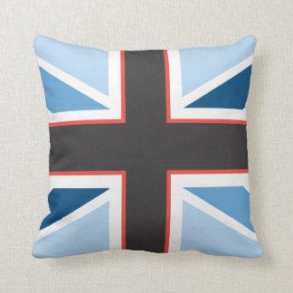 Union Jack Flag American Mojo Pillow/Cushion