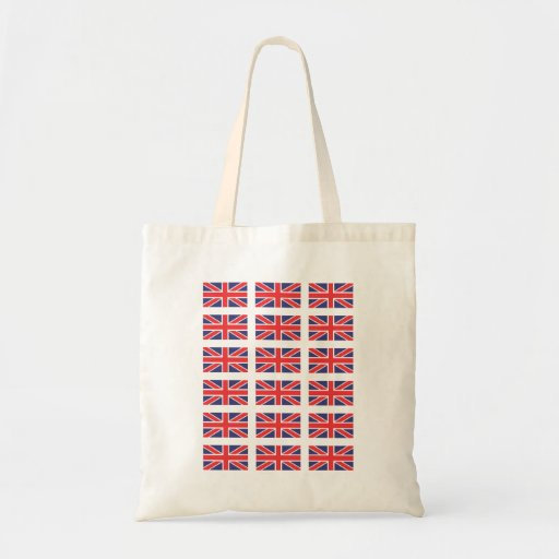 Union Jack Flag Bag