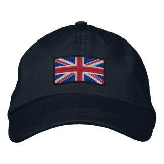 Union Jack Flag Baseball Cap