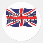 Union Jack Flag - Best of British Sticker