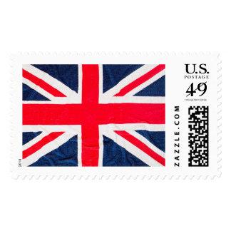 Union Jack, Flag, Blue, Nation Proud USA America Postage