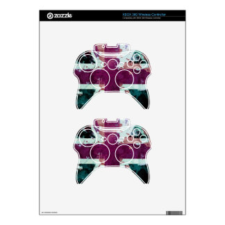 Union Jack, Flag, Blue, Nation Proud Xbox 360 Controller Skin