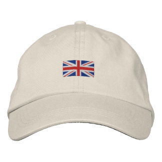 Union Jack Flag Cap - Go England!