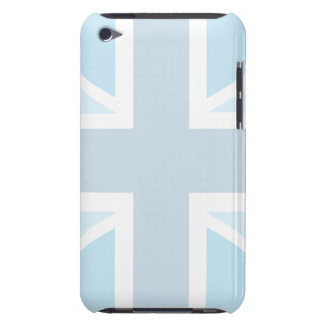Union Jack Flag in Blue iPod Touch Case