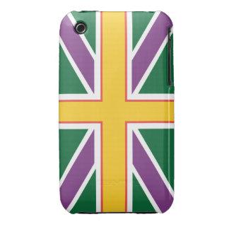 Union Jack Flag iPhone 3/3GS Case-Mate iPhone 3 Cases