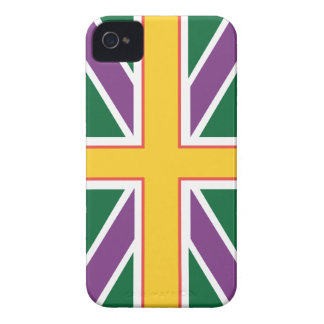 Union Jack Flag Iphone 4 Barely There Case-Mate iPhone 4 Case-Mate Cases