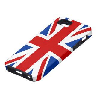 Union Jack Flag iPhone 5 Case
