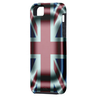 Union Jack Flag Iphone 5 Case-Mate Case
