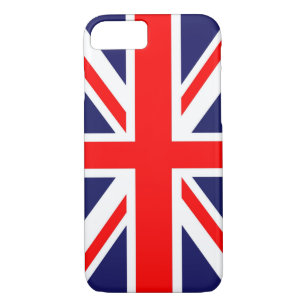 Union Jack flag iPhone 8/7 Case