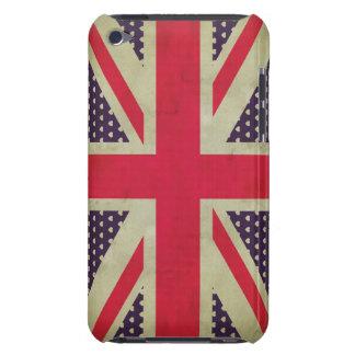 Union Jack Flag iPod Touch Case