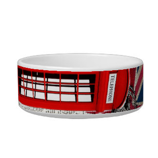 union jack flag jubilee crown red telephone booth bowl