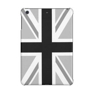 Union Jack/Flag Monochrome iPad Mini Retina Covers