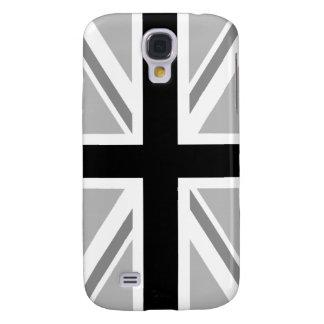 Union Jack/Flag Monochrome Samsung Galaxy S4 Case