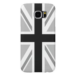 Union Jack/Flag Monochrome Samsung Galaxy S6 Case