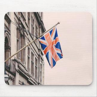 Union Jack Flag Mouse Pad