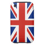 Union Jack - Flag of Great Britain Tough iPhone 3 Cases