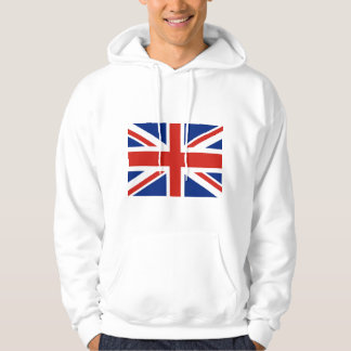 Union Jack - Flag of Great Britain Hoodie