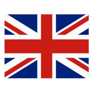 Union Jack - Flag of Great Britain Postcard