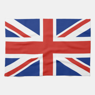Union Jack - Flag of Great Britain Towel