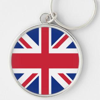 Union Jack - Flag of the United Kingdom Key Chains