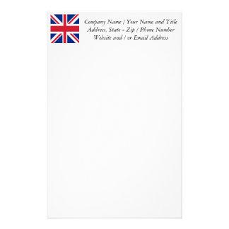 Union Jack - Flag of the United Kingdom Stationery