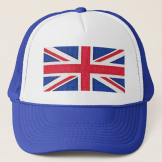 Union Jack - Flag of the United Kingdom Trucker Hat