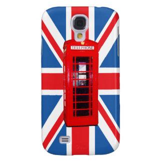 Union Jack Flag Phone Box Design