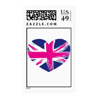 Union Jack Flag  Postage