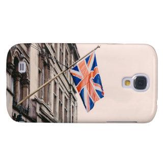Union Jack Flag Samsung Galaxy S4 Case
