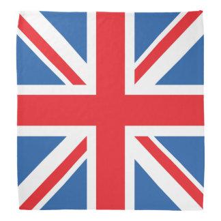 Union Jack/Flag Square Design Bandana