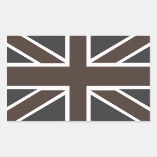 Union Jack Flag Sticker