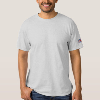 Union Jack Flag T-Shirt - Go England!
