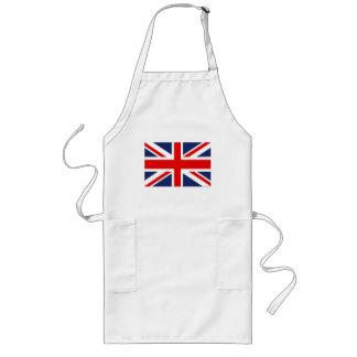 Union Jack Flag-United Kingdom Long Apron