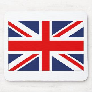 Union Jack Flag-United Kingdom Mouse Pad