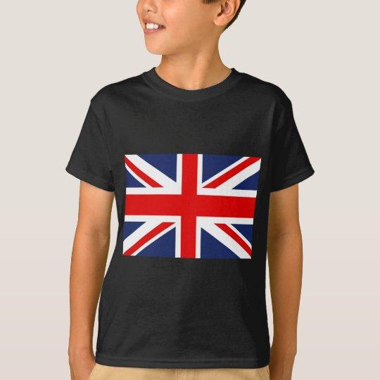 Union Jack Flag-United Kingdom T-Shirt