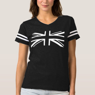 Union Jack Football Jersey T-Shirt