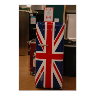 Union Jack for Sale Poster